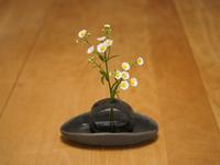 野の花の花器