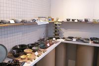 陶芸の展示会
