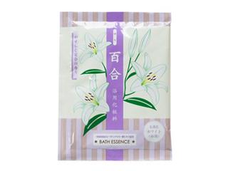 百合の香り - 入浴剤