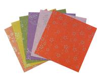 花小紋-折り紙